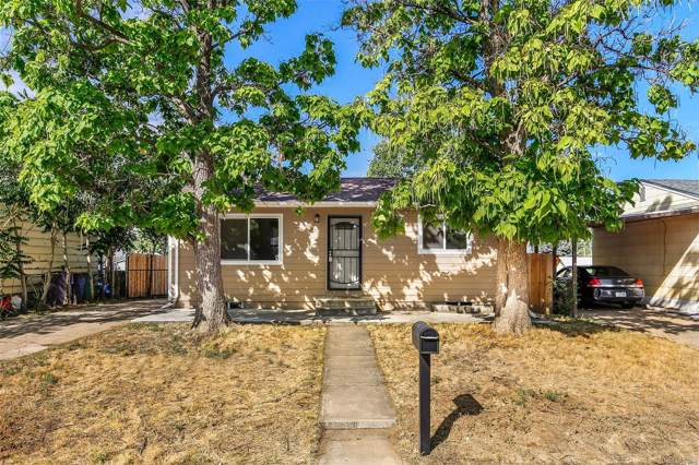 7141 Clermont Street, Commerce City, CO 80022 (#4033404) :: The DeGrood Team