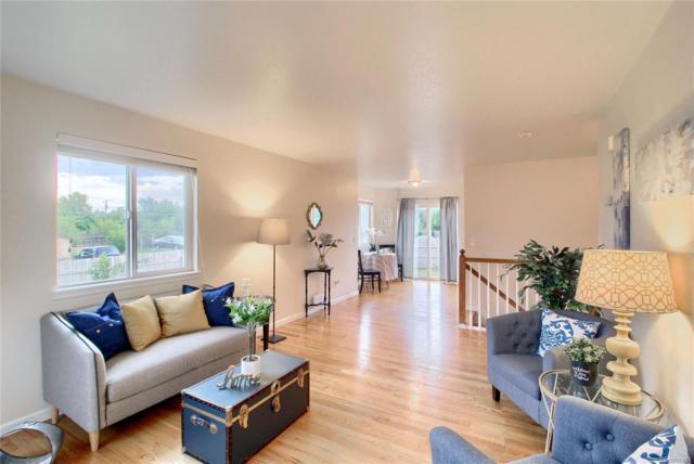 2640 W Warren Avenue, Denver, CO 80219 (#4033791) :: HomePopper