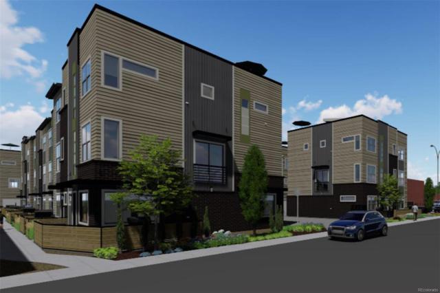 4100 E Iliff Avenue #16, Denver, CO 80222 (#4033824) :: The Peak Properties Group