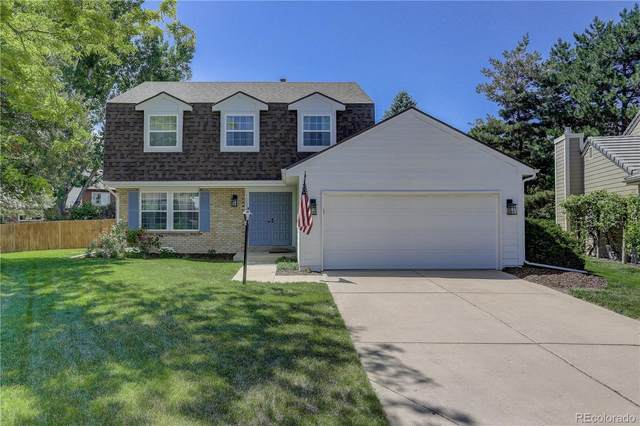 10035 E Caley Place, Englewood, CO 80111 (MLS #4033948) :: 8z Real Estate
