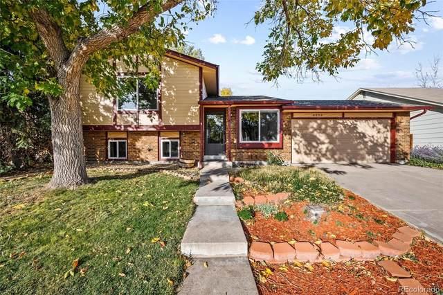 4893 S Jellison Street, Denver, CO 80123 (#4033963) :: Real Estate Professionals