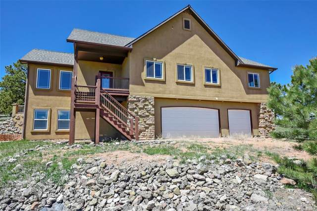 2413 County Rd 403, Florissant, CO 80816 (MLS #4034014) :: Neuhaus Real Estate, Inc.