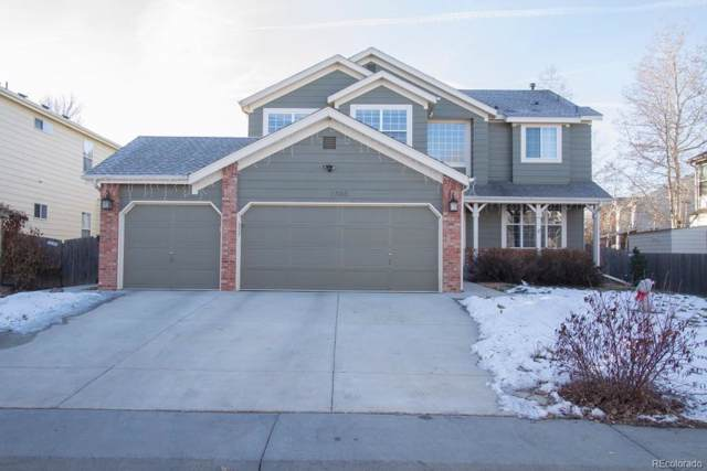 1366 E 135th Avenue, Thornton, CO 80241 (MLS #4034145) :: Bliss Realty Group