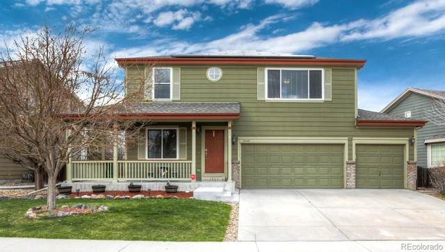 6348 Westview Circle, Parker, CO 80134 (#4034211) :: The Healey Group