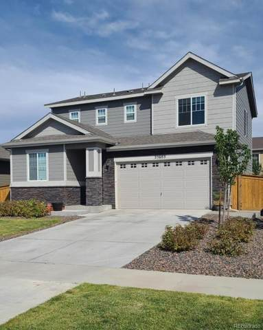 25603 E Byers Drive, Aurora, CO 80018 (#4034307) :: The Gilbert Group