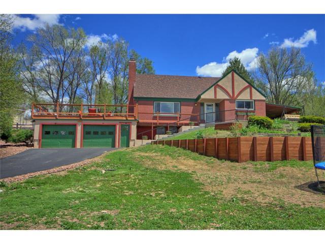 5315 Silver Drive, Colorado Springs, CO 80918 (MLS #4034824) :: 8z Real Estate
