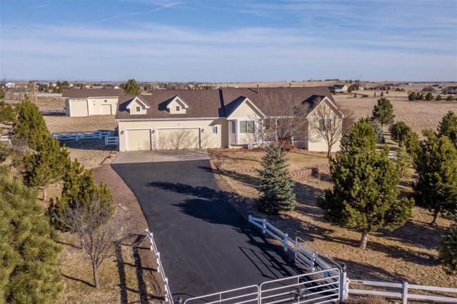 41489 N Pinefield Circle, Parker, CO 80138 (#4034904) :: The Peak Properties Group