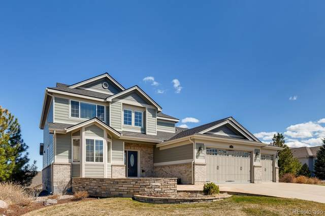 23360 E Rockinghorse Parkway, Aurora, CO 80016 (MLS #4034944) :: 8z Real Estate
