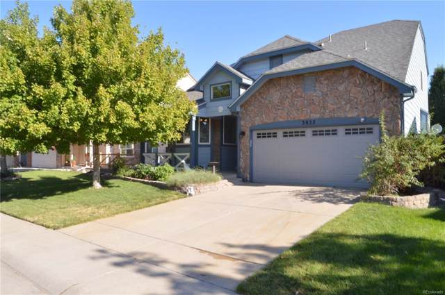 3852 Seramonte Drive, Highlands Ranch, CO 80129 (#4034950) :: The Heyl Group at Keller Williams