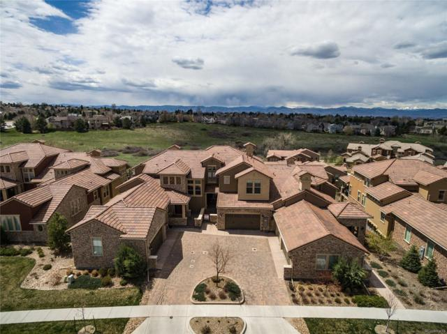 9565 Firenze Way, Highlands Ranch, CO 80126 (#4034992) :: House Hunters Colorado