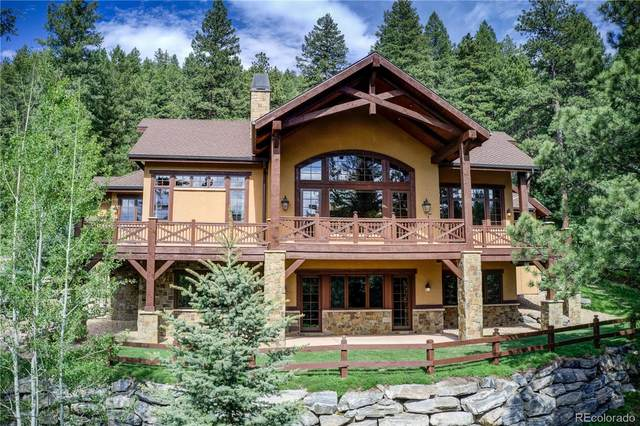 30 W Ranch Trail, Morrison, CO 80465 (#4036027) :: The DeGrood Team