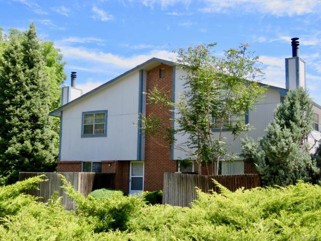 13 Nome Way C, Aurora, CO 80012 (#4036503) :: The DeGrood Team