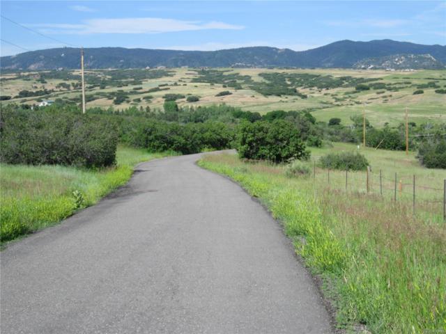 0 Breckenridge Road, Sedalia, CO 80135 (#4036557) :: James Crocker Team