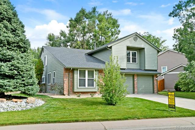 8008 S Quince Circle, Centennial, CO 80112 (#4036564) :: The Gilbert Group