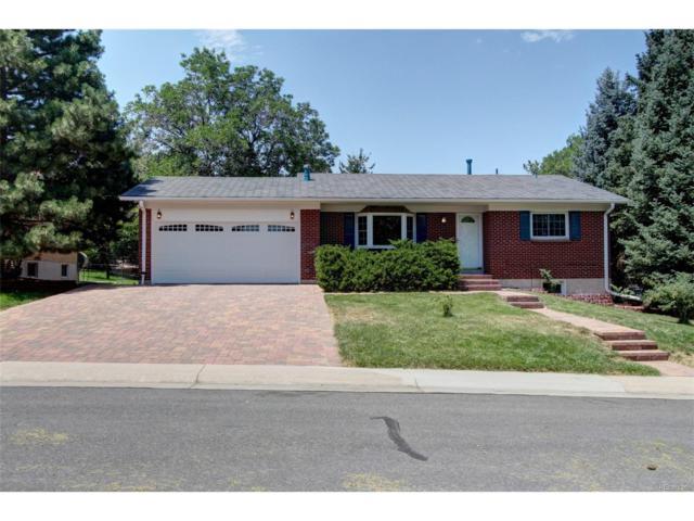 1707 S Van Dyke Way, Lakewood, CO 80228 (MLS #4037275) :: 8z Real Estate