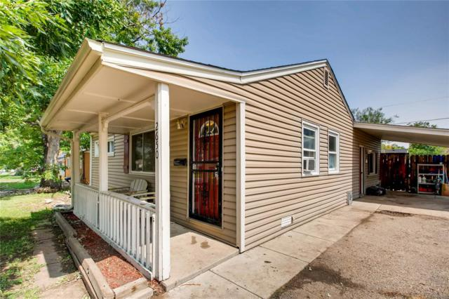2650 S Grove Street, Denver, CO 80219 (#4037328) :: The Griffith Home Team