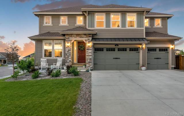 214 Green Valley Circle, Castle Pines, CO 80108 (#4037724) :: HomeSmart Realty Group