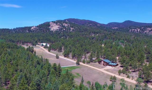 7916 County Road 92, Lake George, CO 80827 (#4037872) :: The DeGrood Team