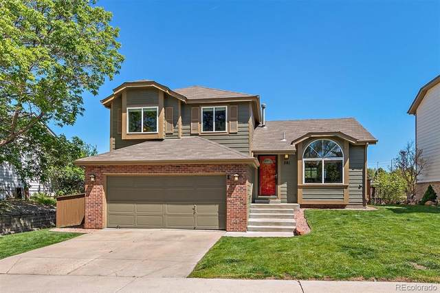 581 White Cloud Drive, Highlands Ranch, CO 80126 (#4038066) :: The Heyl Group at Keller Williams