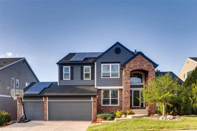 907 Shadowstone Drive, Highlands Ranch, CO 80129 (#4038067) :: Briggs American Properties