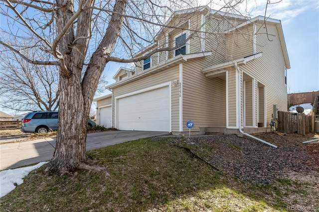 22156 E Berry Place, Aurora, CO 80015 (#4038218) :: The Gilbert Group