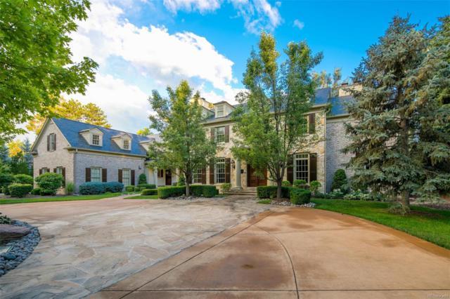 40 Polo Club Circle, Denver, CO 80209 (#4038433) :: 5281 Exclusive Homes Realty