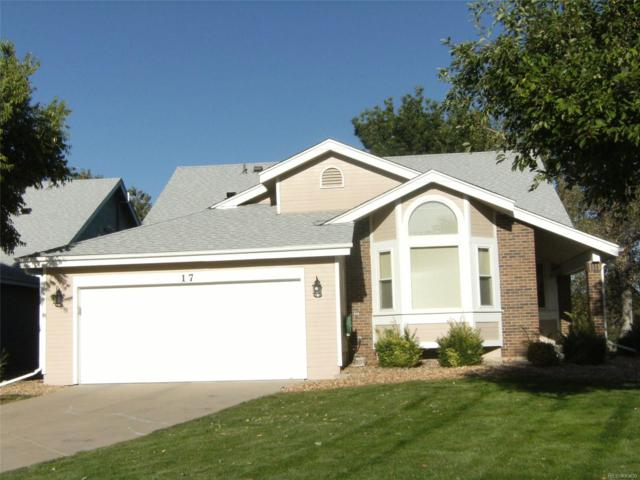 17 Sutherland Court, Highlands Ranch, CO 80130 (MLS #4038478) :: 8z Real Estate