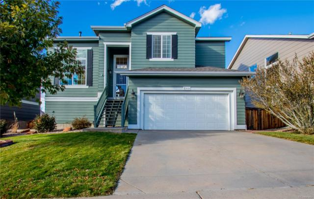 711 Chadwick Circle, Highlands Ranch, CO 80129 (#4038541) :: The Dixon Group