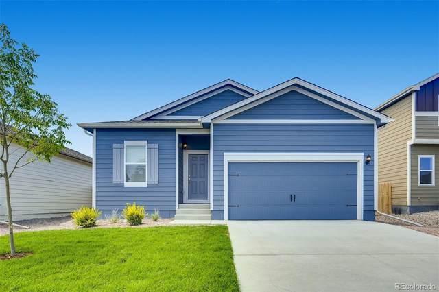 406 Thomas Avenue, Keenesburg, CO 80643 (MLS #4038603) :: Keller Williams Realty