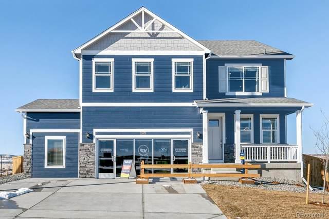 13930 Scarlet Sage Lane, Parker, CO 80134 (#4038790) :: The Artisan Group at Keller Williams Premier Realty