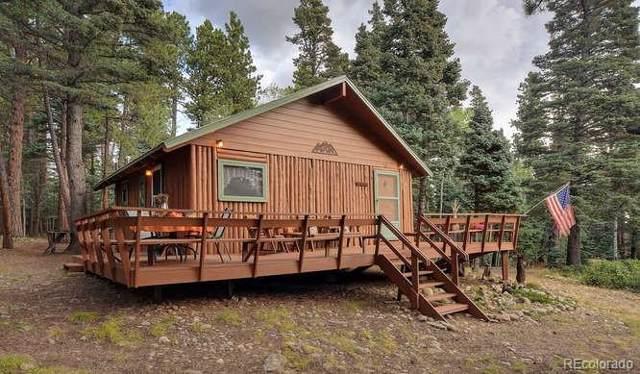 63 Columbine Drive, Westcliffe, CO 81252 (MLS #4038923) :: 8z Real Estate