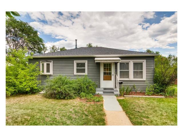 1250 Syracuse Street, Denver, CO 80220 (MLS #4039478) :: 8z Real Estate