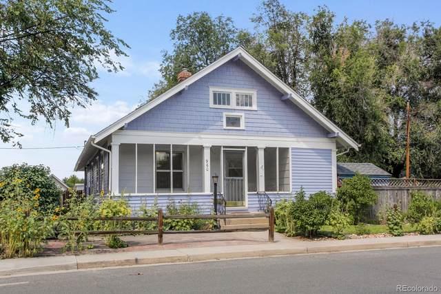 960 11th Avenue, Longmont, CO 80501 (MLS #4039661) :: 8z Real Estate