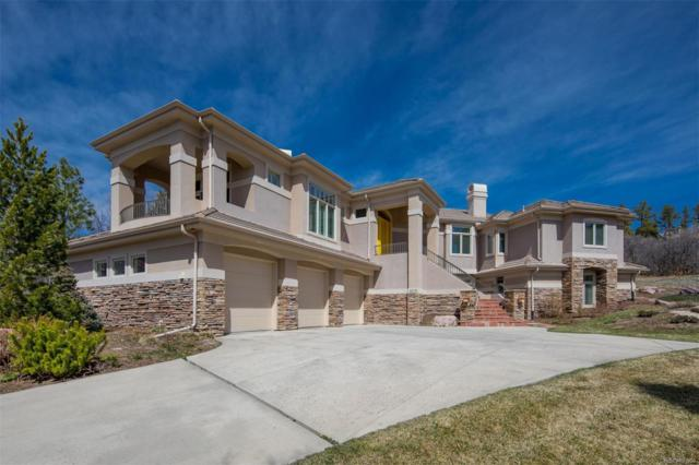 913 Dakota Drive, Castle Rock, CO 80108 (#4040507) :: The Peak Properties Group