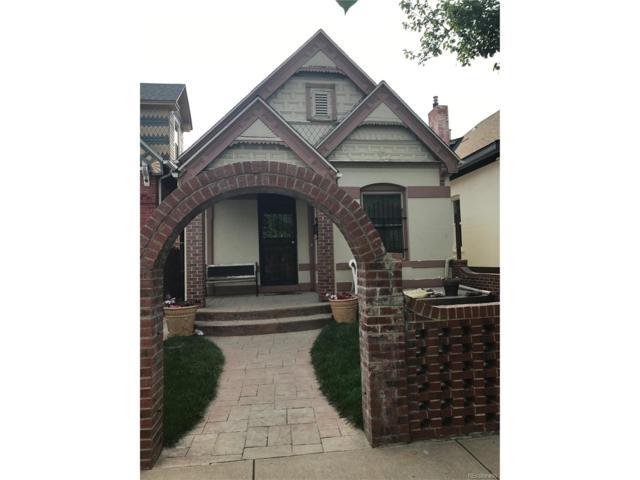 3637 N Humboldt Street, Denver, CO 80205 (MLS #4040678) :: 8z Real Estate