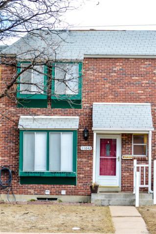 11642 Pearl Street, Northglenn, CO 80233 (#4040880) :: The Peak Properties Group
