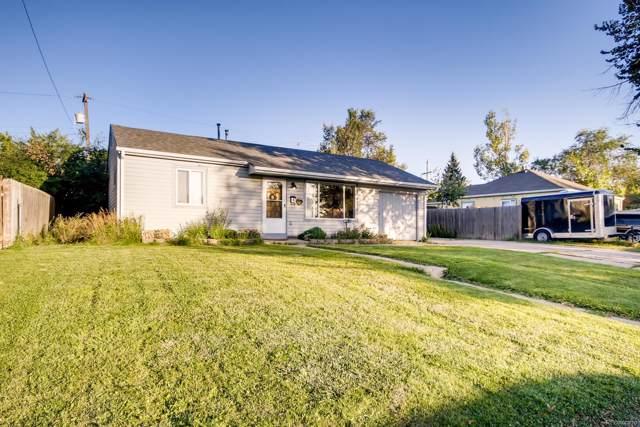 820 Lima Street, Aurora, CO 80010 (#4040941) :: The Peak Properties Group