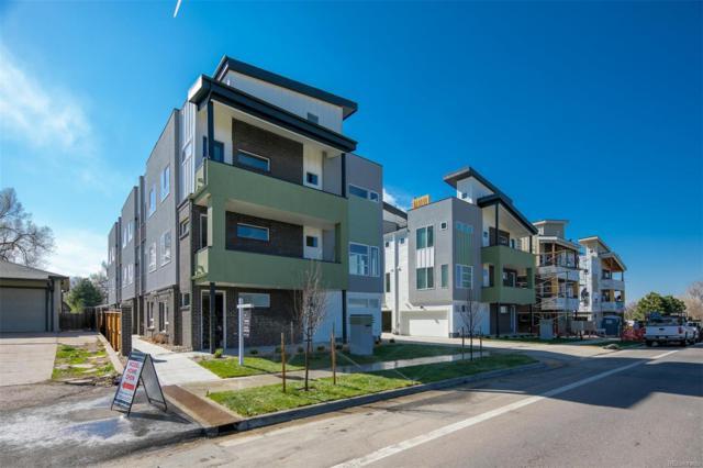 1635 Harlan Street #3, Lakewood, CO 80214 (MLS #4041215) :: 8z Real Estate