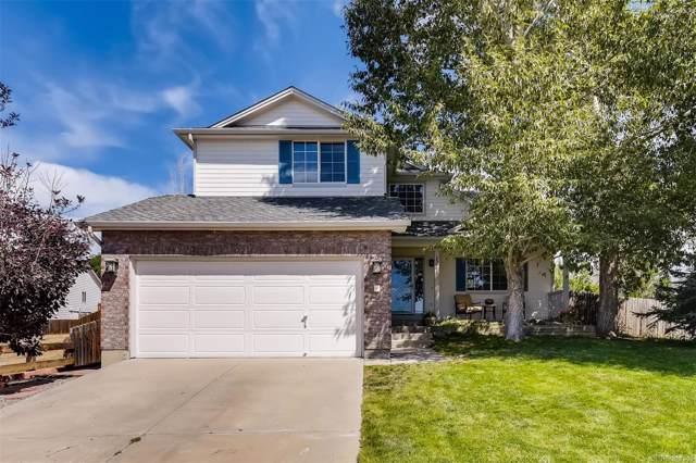 23991 Glenmoor Way, Parker, CO 80138 (MLS #4041288) :: 8z Real Estate