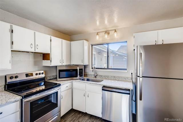 2740 W 86th Avenue #198, Westminster, CO 80031 (#4041303) :: Realty ONE Group Five Star