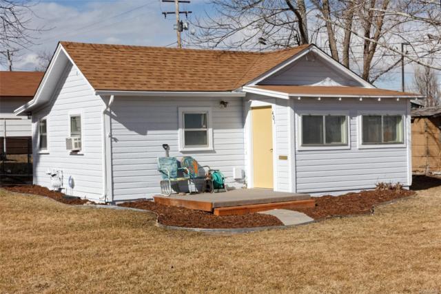 401 N 2nd Street, Johnstown, CO 80534 (#4041874) :: The Heyl Group at Keller Williams