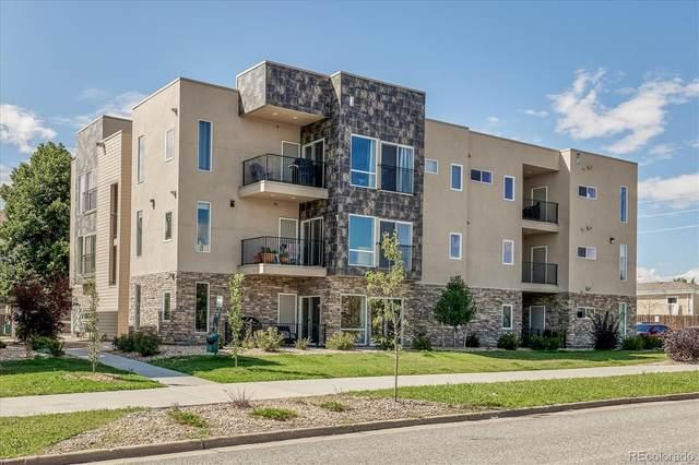 14916 E Hampden Avenue #103, Aurora, CO 80014 (#4042013) :: Kimberly Austin Properties