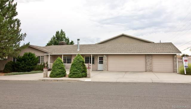 599 Darby Drive, Grand Junction, CO 81504 (MLS #4042022) :: 8z Real Estate