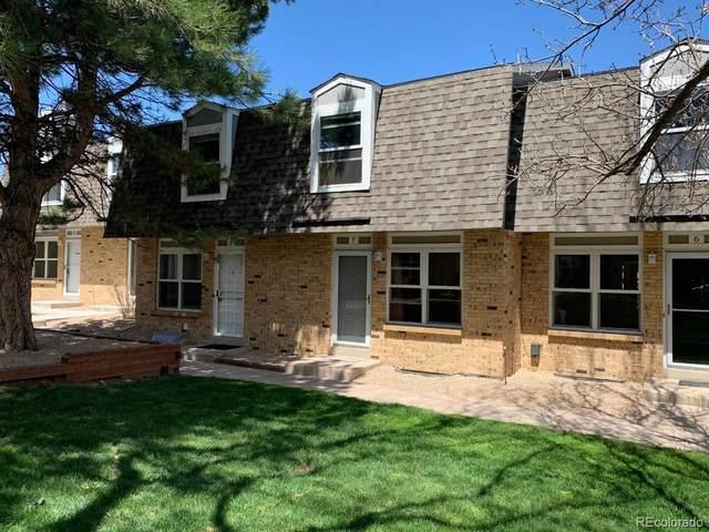 1517 S Owens Street #7, Lakewood, CO 80232 (MLS #4042100) :: 8z Real Estate