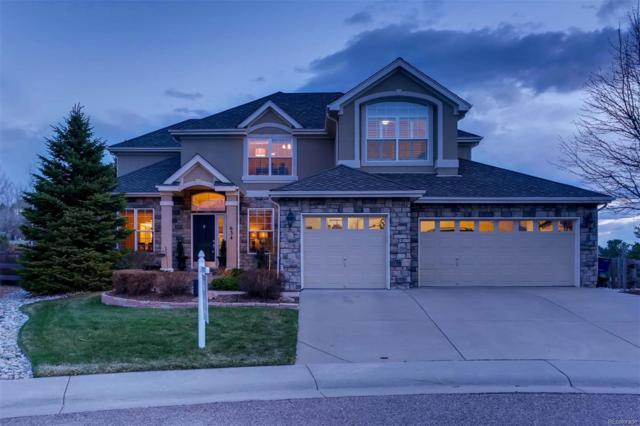 634 Horan Court, Castle Pines, CO 80108 (#4043716) :: Compass Colorado Realty