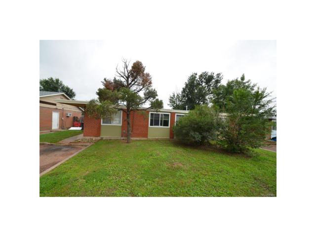 369 Fairway, Colorado Springs, CO 80906 (MLS #4044589) :: 8z Real Estate