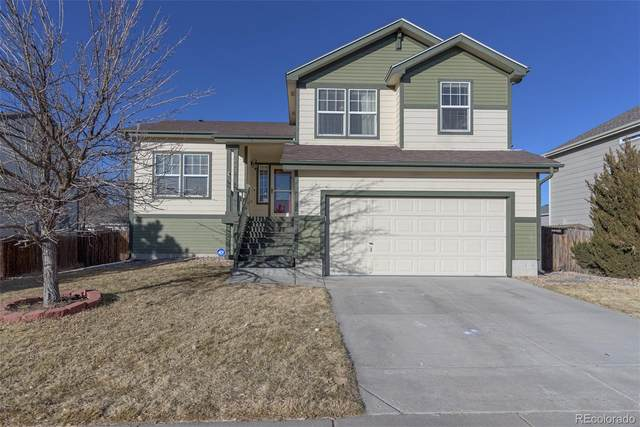 4667 Mt Princeton Street, Brighton, CO 80601 (#4044875) :: Stephanie Fryncko | Keller Williams Integrity