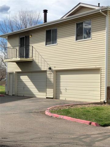 3355 S Flower Street #104, Lakewood, CO 80227 (MLS #4045023) :: 8z Real Estate