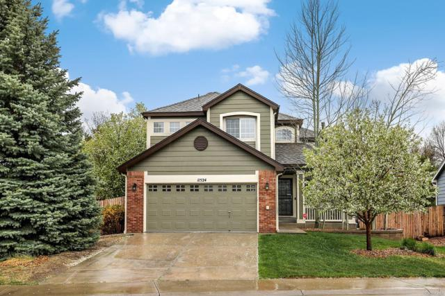 11524 Wilson Circle, Parker, CO 80134 (#4045405) :: The Griffith Home Team