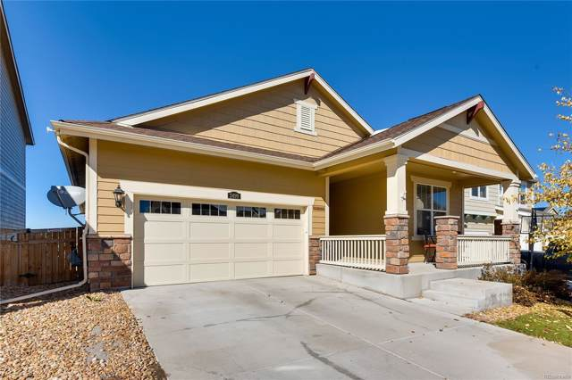 2499 Ambience Lane, Castle Rock, CO 80109 (#4045576) :: The Peak Properties Group